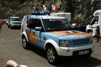 Le Ministère de l'Intérieur dans la caravane