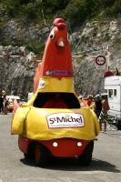 La caravane Saint-Michel