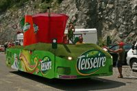 La caravane Teisseire