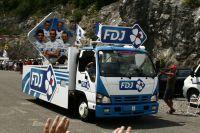 La caravane FDJ