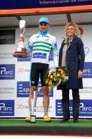 Paul Voss premier leader du Tour de Catalogne