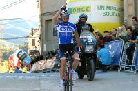Davide Malacarne vainqueur après 180 kilomètres de fugue
