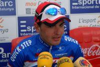 Davide Malacarne raconte sa course