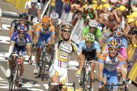 Mark Cavendish remporte largement le sprint de Gueugnon