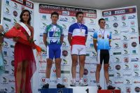Anthony Turgis sacré champion de France cadet