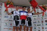 Triplé breton sur le championnat de France junior