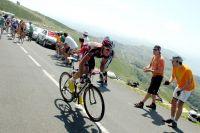 A 400 mètres du sommet de Jaizkibel, Luis-Leon Sanchez déclenche l'offensive décisive