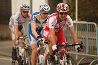 Mathieu Bernaudeau s'accroche pour terminer la course