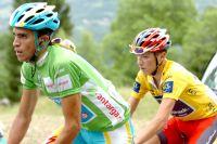 Contador/Brajkovic le duel de ce Dauphiné.