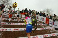 Le gratin du cyclo-cross à Liévin