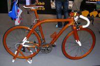 Un vélo en bambou !