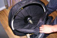 Les roues carbone Edge Powertap