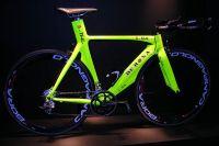 Un superbe vélo de CLM De Rosa