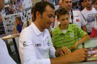 Ivan Basso en toute tranquillité chez FSA