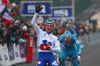 Francis Mourey remporte de nouveau le titre chez les Elites