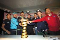 Giro - 1 : les 198 engagés