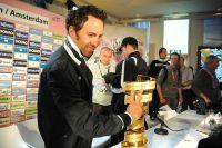 Gilberto Simoni a gagné deux fois le Tour d'Italie