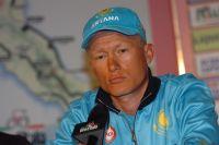 Alexandre Vinokourov veut conquérir le Giro