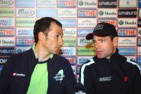 Ivan Basso et Cadel Evans prêts à se mesurer