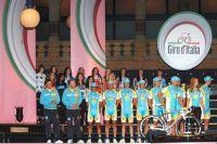 Alexandre Vinokourov et son équipe Astana