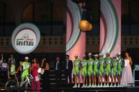 Ivan Basso et sa garde rapprochée