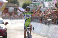 Vincenzo Nibali triomphe