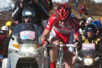 Dans le Plan de Corones, Cadel Evans reprend 28 secondes à Ivan Basso