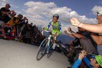 Ivan Basso se rapproche du Maillot Rose