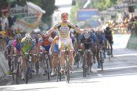 André Greipel se démarque enfin des autres sprinteurs