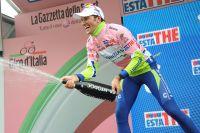 Ivan Basso est Maillot Rose