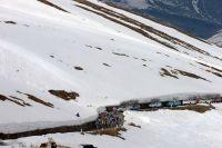 Huit sommets pour un Giro
