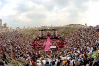 Le Giro 2010 se conclut dans les arènes de Vérone