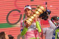 Ivan Basso roi du Giro 2010