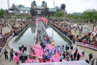 Amsterdam a lancé le Giro 2010