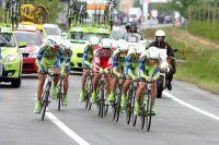 Basso et Nibali mettent les gaz
