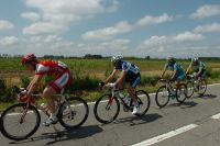 Avec Julien Fouchard et Jérôme Pineau, les Français animent le Giro