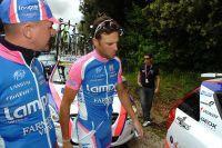 Malade, Alessandro Petacchi quitte le Giro... sans victoire