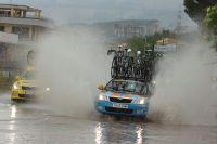 Le Giro traverse les eaux