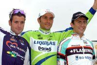 Le podium de ce GP Carnago