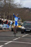 Dmitry Samokhvalov s'impose après un cavalier seul de 30 kilomètres