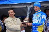 Dmitry Samokhvalov est le grand vainqueur du jour