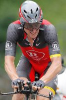 Lance Armstrong prudent à Lugano