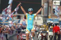 Alexandre Vinokourov retrouve la victoire à Liège