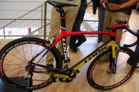 Le 695 qui équipera Cofidis les 14 et 25 juillet sur le Tour de France
