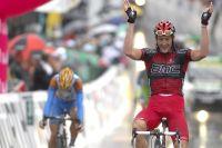 Marcus Burghardt peut être heureux, il remporte la cinquième étape du Tour de Suisse