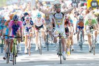 La passe de quatre pour Mark Cavendish à Bourg-lès-Valence
