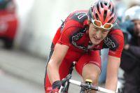 Markus Burghardt lancé dans un effort solitaire de 60 km
