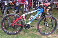 Le vélo Kéops de Julie Berteaux