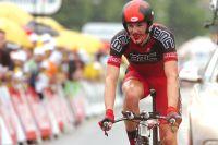 Mathias Frank est le premier abandon du Tour
