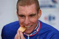 Matthieu Boulo, champion de France Espoirs comblé